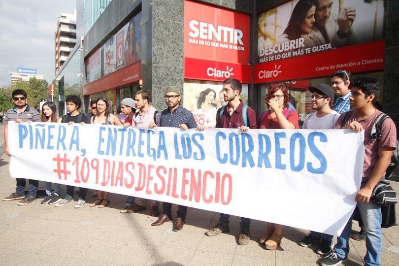 Fiscalía Oriente aún espera que familia Piñera entregue los correos electrónicos del caso Bancard