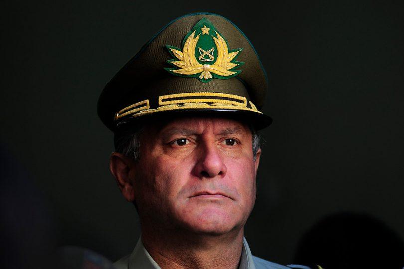 """General Villalobos: dados de baja por fraude """"no volverán a Carabineros"""" a pesar de prescripción"""