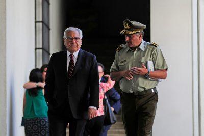 Interior apunta a la Fiscalía tras fuerte revés en caso de fraude en Carabineros
