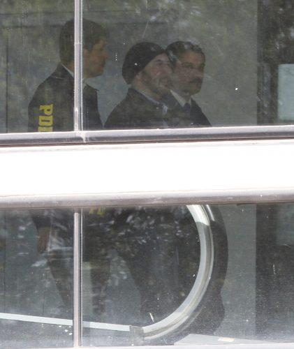 Rafael Garay llega a Chile