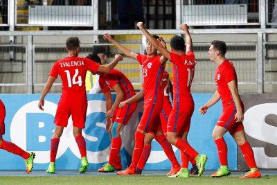 VIDEO | Histórico: Chile vence a Ecuador y clasifica al Mundial Sub 17 de India tras 20 años