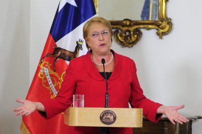 """Bachelet por Dominga: """"Dejen a mi hija tranquila, fue una decisión mía"""""""
