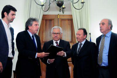 """Parlamentarios RN piden al Gobierno que declare a Coordinadora Arauco-Malleco como """"inconstitucional"""""""