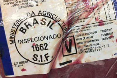 El caso de la carne brasilera… un llamado de alerta