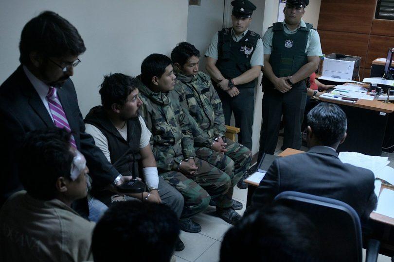 Prisi n preventiva para militares bolivianos cargos por for Porte y tenencia de armas