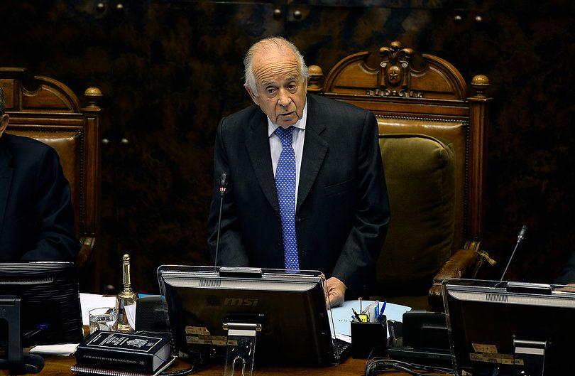 Renovación de la política: DC Andrés Zaldívar es nuevamente presidente del Senado