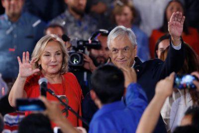"""Cecilia Morel responde a críticas del Gobierno a Piñera: """"Que se aboquen a trabajar"""""""