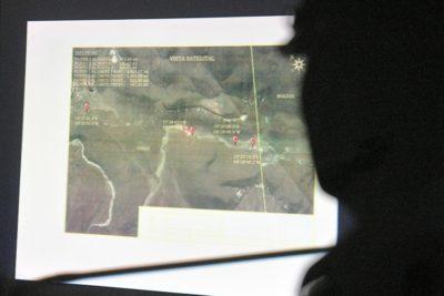 Fiscalía cuenta con pericias satelitales que demostrarían que bolivianos fueron detenidos en suelo chileno
