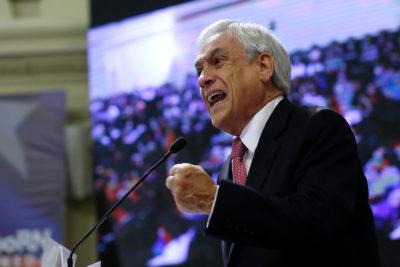 """Chile Vamos denunciará ante Contraloría """"intervencionismo anti Piñera"""" del Gobierno"""