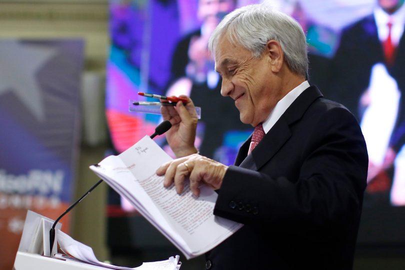 El amor ideológico de La Tercera hacia Piñera