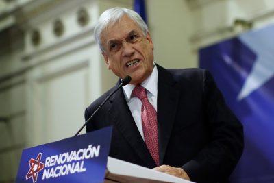 La explicación de Piñera de por qué no declarará en Comisión Exalmar