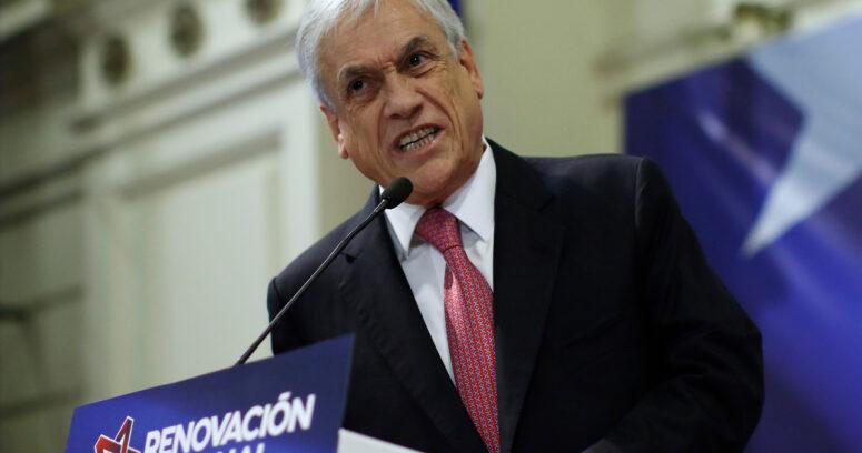 """Piñera por empresas zombies: """"No quiero entrar en detalles, porque no tengo el tiempo"""""""