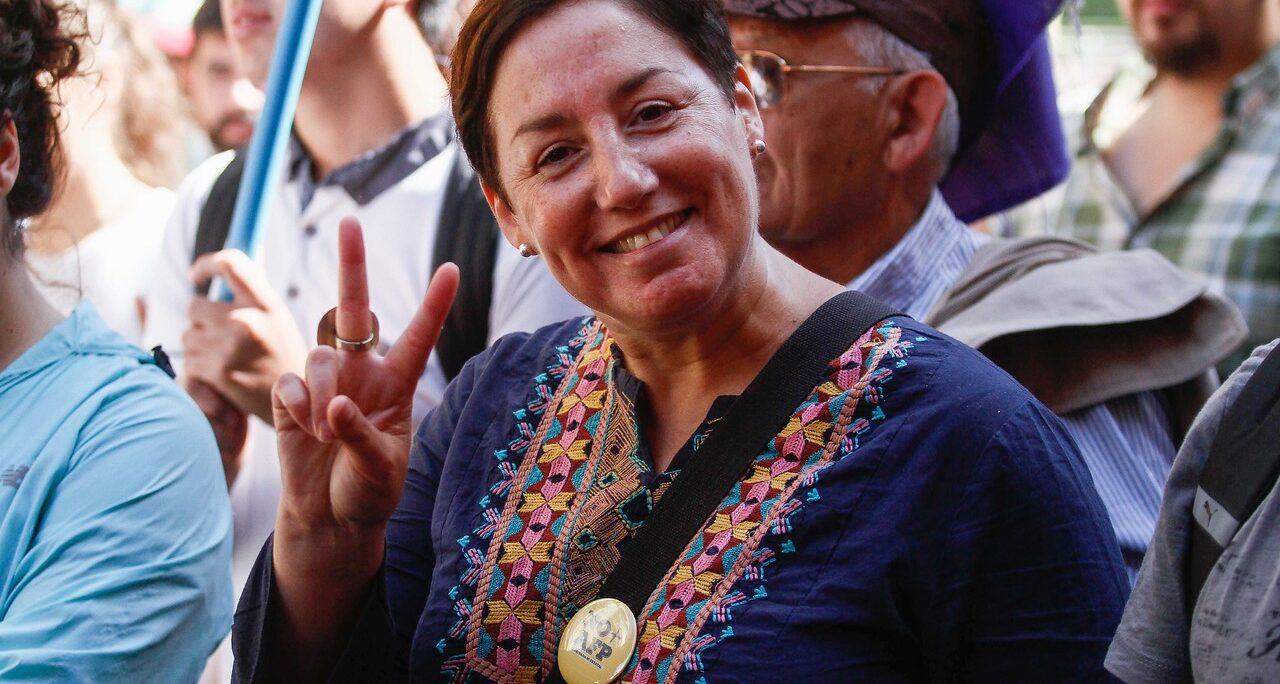 Beatriz Sánchez es ratificada como candidata presidencial