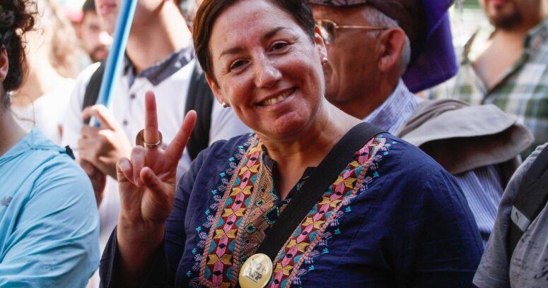 """""""Beatriz Sánchez es ratificada por el Movimiento Autonomista como candidata presidencial"""""""
