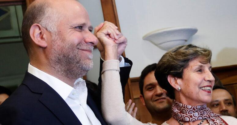 Ex vocero Álvaro Elizalde asumirá como el próximo presidente del Partido Socialista