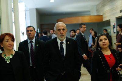 Fiscalía Nacional designa a Raúl Guzmán para indagar irregularidades detectadas por Contraloría