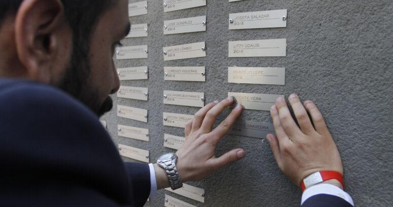 """""""A 5 años del asesinato de Daniel Zamudio: cuatro nuevos nombres se suman a memorial por la diversidad"""""""