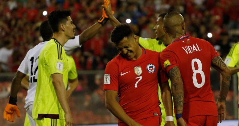 VIDEO | El penal que impidió que Alexis Sánchez fuera el goleador histórico de Chile