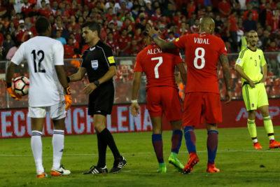 Arturo Vidal cuenta por qué el penal ante Venezuela lo tiró Alexis Sánchez y no él