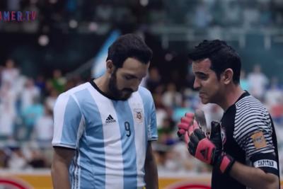 VIDEO   Bravo versus Higuaín: video de Kramer para la previa al partido