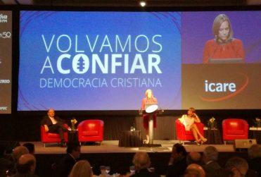 """Goic en Icare: """"Es posible mejorar. Para avanzar en reformas, las necesitamos bien hechas"""""""