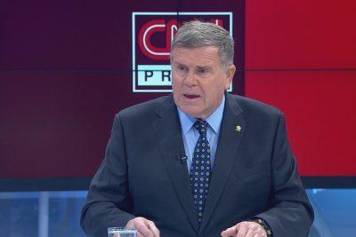 Ex presidente de Más Vida barrió con el Colegio Médico en una polémica carta de renuncia