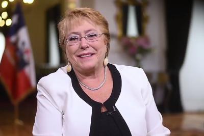 """VIDEO  El saludo de la Presidenta a las mujeres: """"Hemos ido cerrando brechas y lo hemos hecho juntas"""""""
