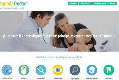 Chilenos crean plataforma web que reduce la inasistencia de horas médicas de 30% a 10%