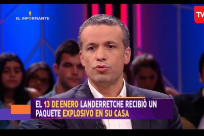 """Óscar Landerretche: """"En Codelco no hay temor de sufrir otro ataque"""""""