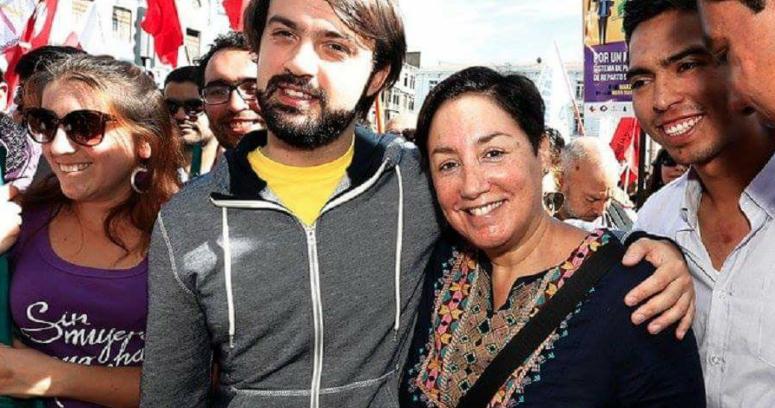 """""""Sale a la luz una carta que Beatriz Sánchez escribió a los militantes del Frente Amplio"""""""