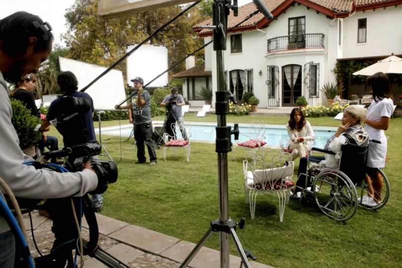 Mega se disculpa: la frase en teleserie Amanda que indignó a la comunidad judía en Chile