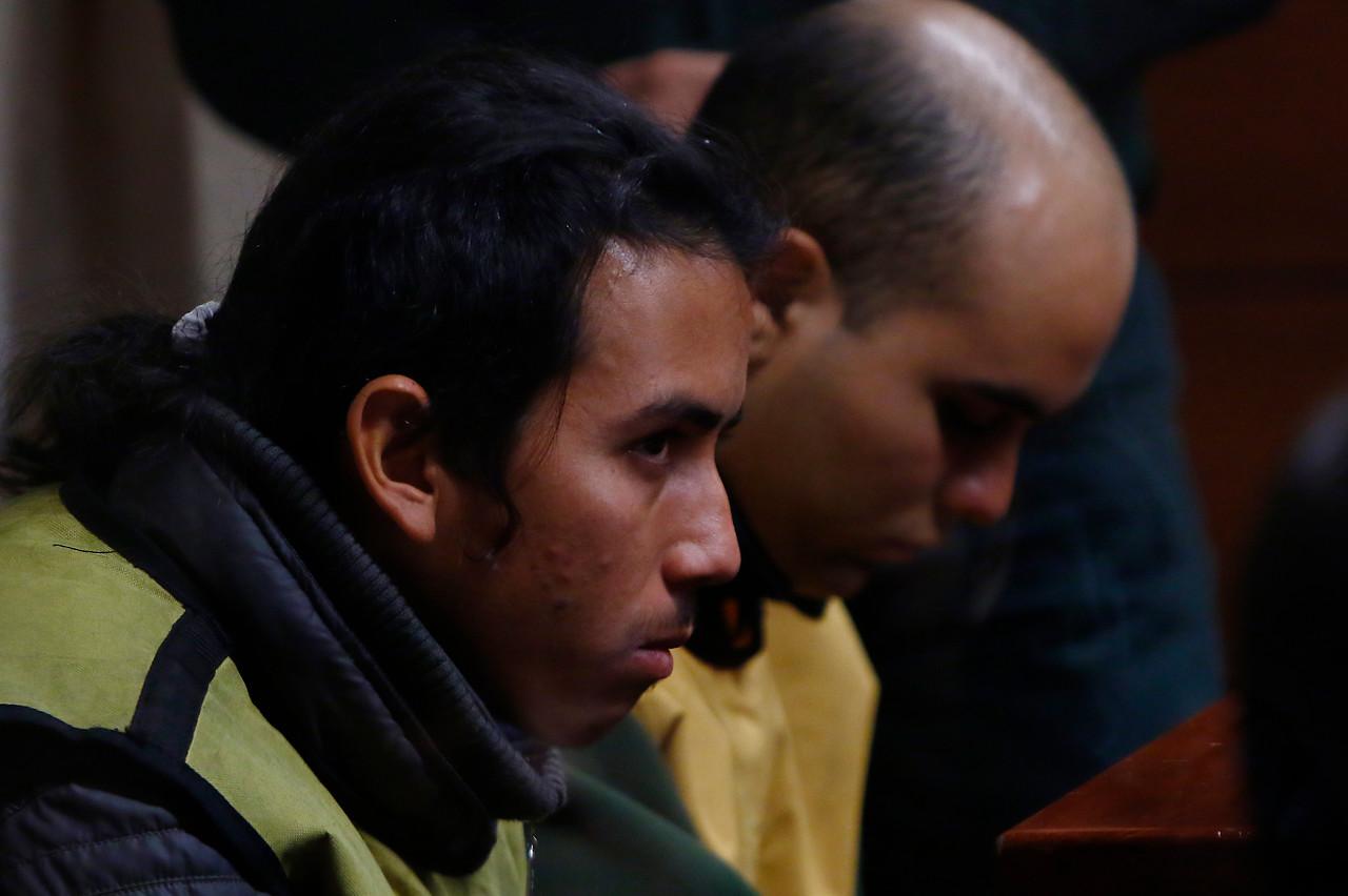 Enrique detenido