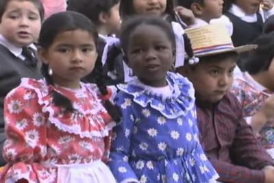 Inmigrantes en educación municipal se triplicaron en dos años