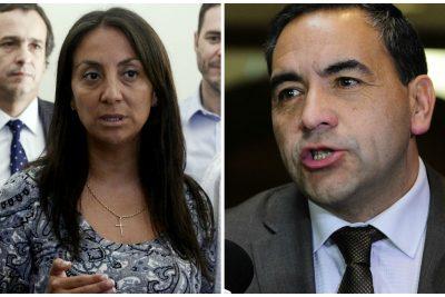 """Cecilia Pérez enrostra a futuro presidente de la Cámara un """"historial de machismo y misoginia"""""""