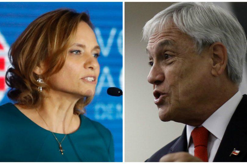 Cadem: Piñera retrocede dos puntos, Guillier baja uno y Carolina Goic empata con Lagos