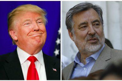 """The Guardian compara a Guillier con el """"ascenso político"""" de Donald Trump"""