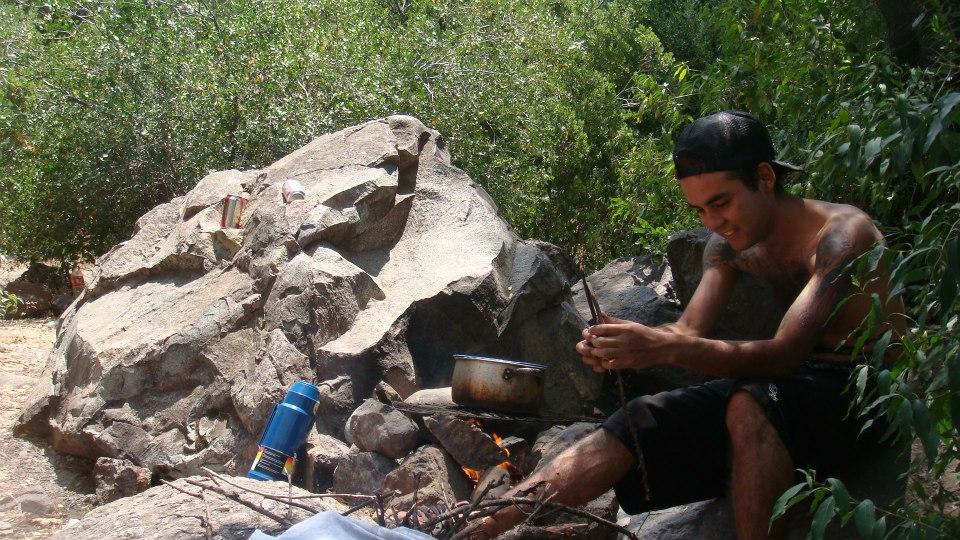 Juan Flores Camping