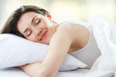 La felicidad de un buen dormir