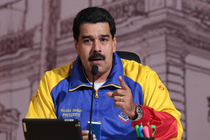 """""""La OEA pa'l carajo"""": el discurso de Maduro tras retiro de Venezuela"""