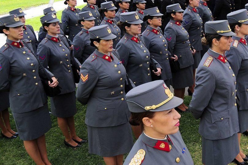 El Ejército de Chile ha indagado 26 casos de abuso sexual en los últimos 5 años