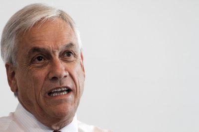 """Piñera desmiente reuniones con Bancard cuando era presidente y acusa """"muchas mentiras y mucha odiosidad"""""""