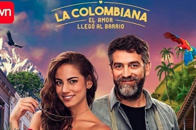 """El error de la teleserie """"La Colombiana"""" que desató la ira de los médicos en Chile"""