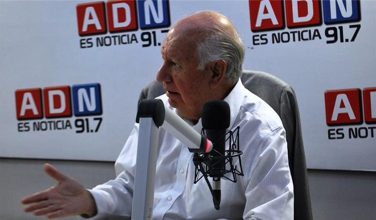 """Lagos advierte que proclamación de Sebastián Piñera es """"una campanada de alerta a la Nueva Mayoría"""""""