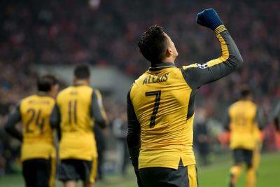 Tobillo de Alexis Sánchez estaría recuperado y podría llegar al duelo con Argentina