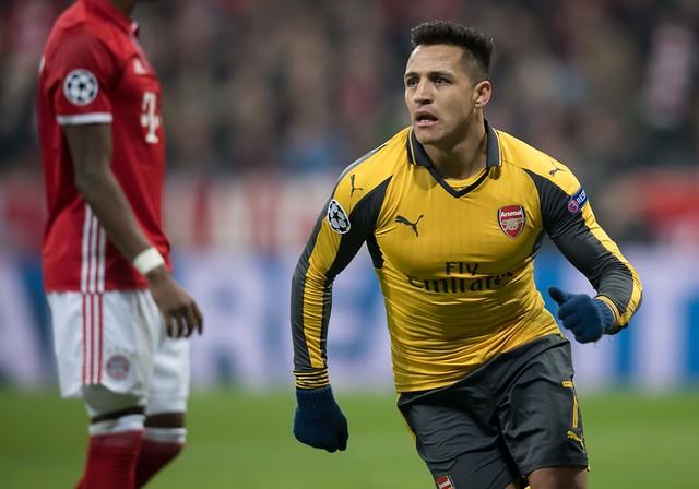 VIDEO  Alexis Sánchez salva al Arsenal igualando con este golazo ante el West Bromwich