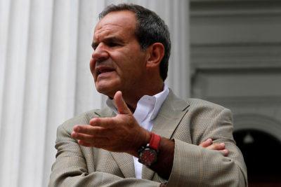"""""""Evidencia su verdadero problema social"""": Allamand le dedica un par de palabras a Matías Pérez Cruz por Lago Ranco"""