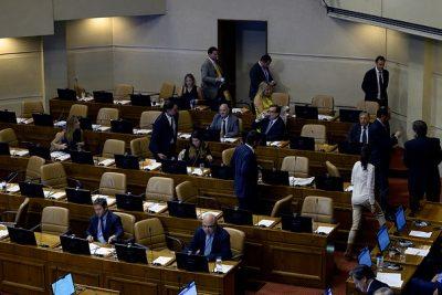 VIDEO | Inédita reacción de la UDI tras nombramiento de Fidel Espinoza en la Cámara