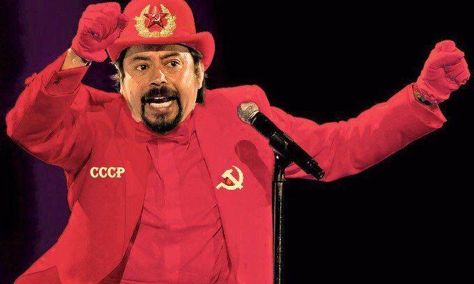 """""""Fichaje de Bombo Fica en el Partido Comunista hace explotar las redes sociales"""""""