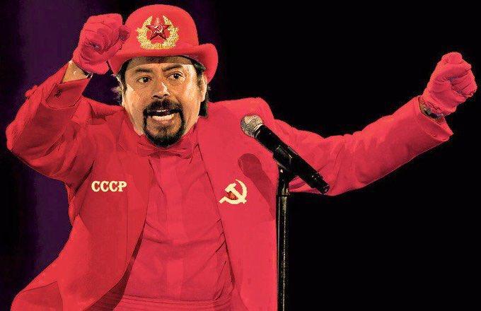 Fichaje de Bombo Fica en el Partido Comunista hace explotar las redes sociales