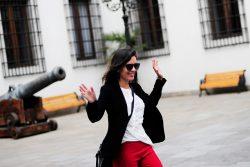 """Troleo nivel """"Britney Spears"""" de la diputada Vallejo a Sebastián Piñera y sus promesas de campaña"""